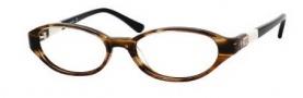 Kate Spade Kendall Eyeglasses Eyeglasses - 01S9 Havana