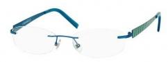 Kate Spade Lark Eyeglasses Eyeglasses - 0FN2 Matte Aqua