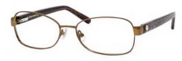 Kate Spade Malena Eyeglasses Eyeglasses - 0FG4 Brown Gold