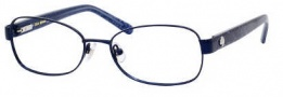 Kate Spade Malena Eyeglasses Eyeglasses - 0DA4 Navy Blue