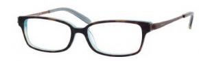 Kate Spade Miranda Eyeglasses Eyeglasses - 0JEY Tortoise Aqua