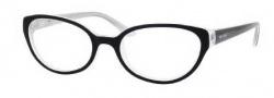Kate Spade Tamra Eyeglasses Eyeglasses - 0JBH Black Silver Sparkle