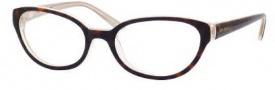 Kate Spade Tamra Eyeglasses Eyeglasses - 0JBY Tortosie Gold Sparkle