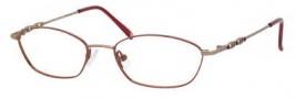 Liz Claiborne 242 Eyeglasses Eyeglasses - OFQ6 Copper Gold