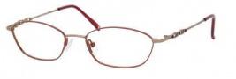 Liz Claiborne 242 Eyeglasses Eyeglasses - OFJ4 Shiny Gold