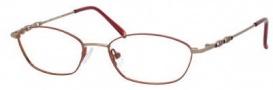 Liz Claiborne 242 Eyeglasses Eyeglasses - OFJ6 Lilac Wine