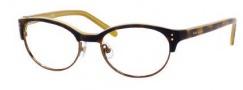 Kate Spade Vanna Eyeglasses Eyeglasses - 0ERF Tortoise Saffron Almond