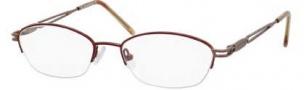 Liz Claiborne 262 Eyeglasses Eyeglasses - OFQ7 Antique Copper Brown