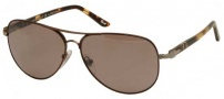 Persol PO 2393S Sunglasses Sunglasses - 966/4P Matte Brown / Crystal Pink Photo Polarized