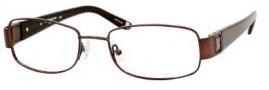 Liz Claiborne 348 Eyeglasses  Eyeglasses - ORX3 Dark Chocolate