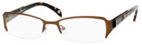 Liz Claiborne 349 Eyeglasses Eyeglasses - ORX3 Dark Chocolate