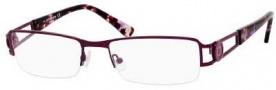 Liz Claiborne 351 Eyeglasses Eyeglasses - ONJR Purple Demi