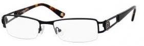 Liz Claiborne 351 Eyeglasses Eyeglasses - ORX1 Satin Black