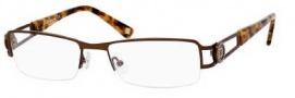 Liz Claiborne 351 Eyeglasses Eyeglasses - ONWD Semi Matte Brown