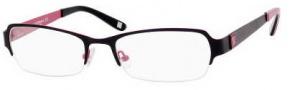 Liz Claiborne 352 Eyeglasses Eyeglasses - OFC1 Satin Black Coral