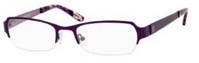 Liz Claiborne 352 Eyeglasses Eyeglasses - OFB2 Satin Purple Lilac