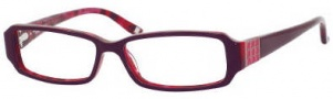 Liz Claiborne 354 Eyeglasses Eyeglasses - OER2 Berry Marble
