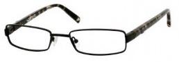 Liz Claiborne 355 Eyeglasses Eyeglasses - 01AO Black Safari
