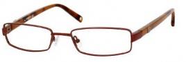 Liz Claiborne 355 Eyeglasses Eyeglasses - OTY6 Brown