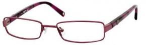 Liz Claiborne 355 Eyeglasses Eyeglasses - 01Z9 Wild Plum