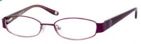 Liz Claiborne 356 Eyeglasses  Eyeglasses - OFS7 Dark Plum Fade