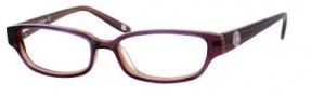 Liz Claiborne 357 Eyeglasses  Eyeglasses - OFT2 Sky Plum Rose
