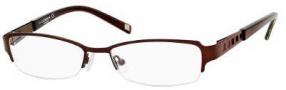 Liz Claiborne 358 Eyeglasses Eyeglasses - ORX3 Dark Chocolate