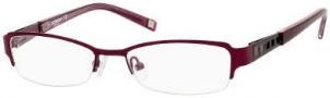 Liz Claiborne 358 Eyeglasses Eyeglasses - OFR8 Purple Black