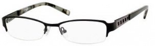 Liz Claiborne 358 Eyeglasses Eyeglasses - ORX1 Satin Black