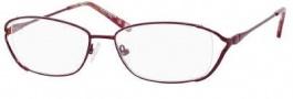 Liz Claiborne 360 Eyeglasses Eyeglasses - OJCS Sangria (red)