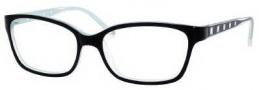 Liz Claiborne 361 Eyeglasses Eyeglasses - 01S6 Black Blue