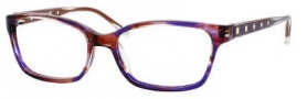 Liz Claiborne 361 Eyeglasses Eyeglasses - OJXT Violet Brown