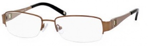 Liz Claiborne 363 Eyeglasses Eyeglasses - OJYE Brown