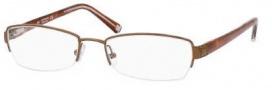Liz Claiborne 365 Eyeglasses Eyeglasses - OP40 Brown