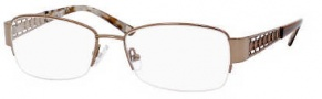 Liz Claiborne 366 Eyeglasses Eyeglasses - 01M1 Almond