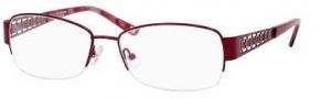 Liz Claiborne 366 Eyeglasses Eyeglasses - OJCS Sangria  (red)
