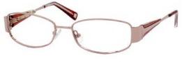 Liz Claiborne 368 Eyeglasses Eyeglasses - 01M1 Almond