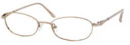 Liz Claiborne 370 Eyeglasses Eyeglasses - 01M9 Light Gold