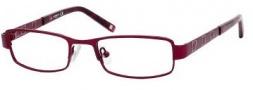 Liz Claiborne 416 Eyeglasses Eyeglasses - OC9Y Plum Cranberry