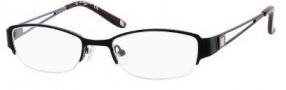 Liz Claiborne 417 Eyeglasses Eyeglasses - OFM4 Black Orchid