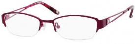 Liz Claiborne 417 Eyeglasses Eyeglasses - OFL7 Raspberry