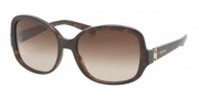 Prada PR 17NS Sunglasses Sunglasses - 2AU6S1 Havana / Brown Gradient