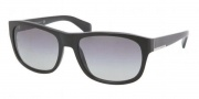 Prada PR 29NS Sunglasses Sunglasses - 1AB3M1 Black / Gray Gradient