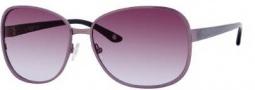 Liz Claiborne 538/S Sunglasses Sunglasses - OFA5 Lavender (LW Brown Violet Lens)