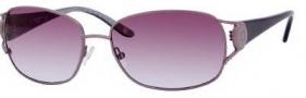 Liz Claiborne 539/S Sunglasses Sunglasses - OFA5 Lavender (LW Brown Violet Lens)