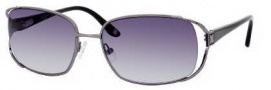 Liz Claiborne 543/S Sunglasses Sunglasses - OCVL Dark Ruthenium (Y7 Gray Gradient Lens)