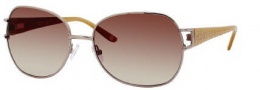 Liz Claiborne 547/S Sunglasses Sunglasses - 03YG Light Gold ( SA Brown Gradient Lens)