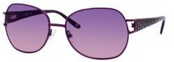Liz Claiborne 547/S Sunglasses Sunglasses - OFJ6 Shiny Lilac (RP Plum Gradient Lens)