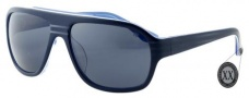 Black Flys Sunglasses Fly Boozer  Sunglasses - Navy / Blue