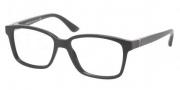 Prada PR 01OV Eyeglasses Eyeglasses - 1AB1O1 Gloss Black